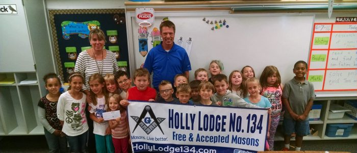 Holly Masonic Lodge